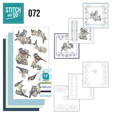 Stitch & do - 72 AD Vintage Winter