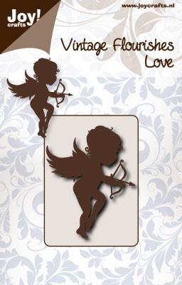 Joy! stencil - cupido (6003/0048)