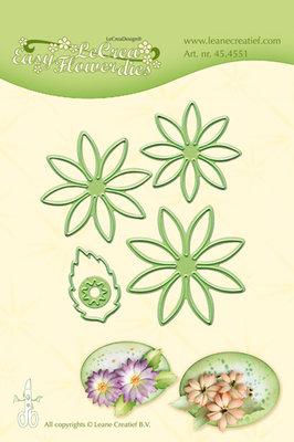 LCR45.4551 Lea'bilitie die - Easy flower die 001
