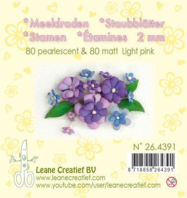 LCR25.4391 Meeldraden- light pink