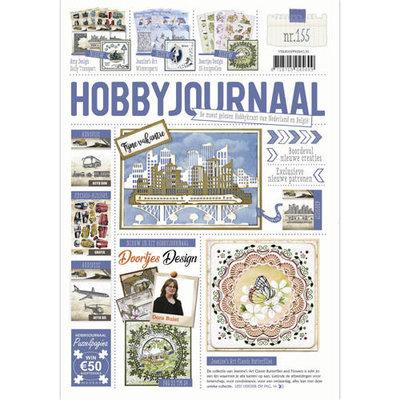 HJ155 Hobbyjournaal 155
