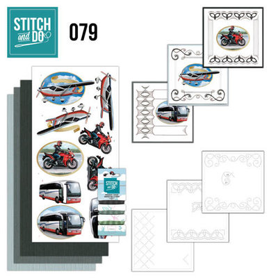 Stitch & do - 79 Daily transport