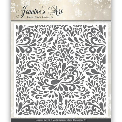 Embossing Folder - Jeanines Art - Christmas Classics
