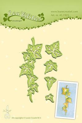 LCR45.1925 - Lea bilitie® Ivy swirl snij en embossing mal