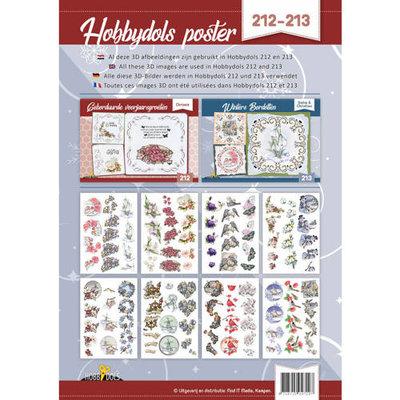 Hobby dols poster 212 - 213