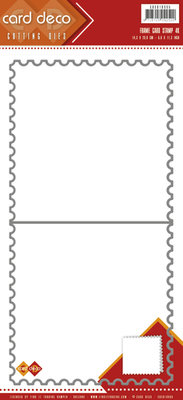 Card Deco Cutting Dies - Frame Card Stamp 4K