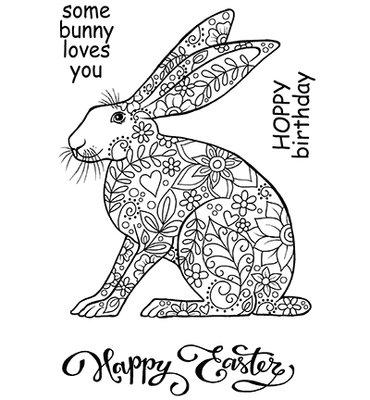 Creative Expression - JGS575 - Decorative Hare