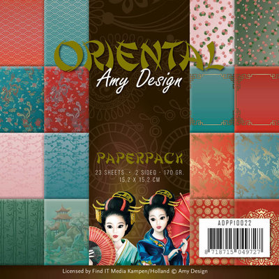 Paperpack - Amy Design Oriental ADPP10022