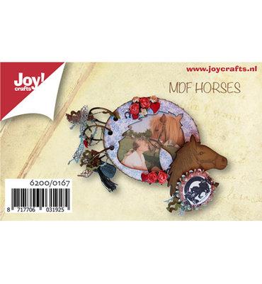 MDF 6200/0167 - Fotoalbum - mini paard