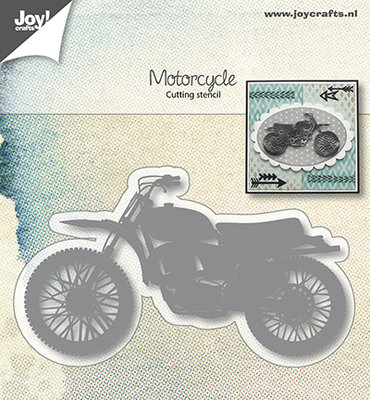 Joy Crafts - Joy! stencil Motor 6002/0998