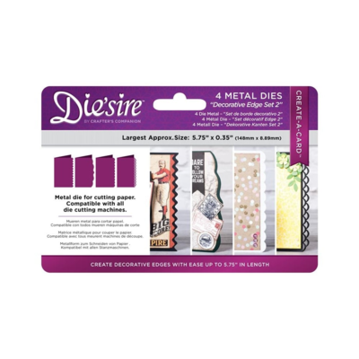 Die'sire - Decoratieve Randen Set 2