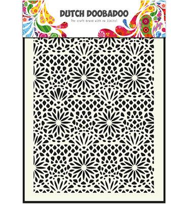 Dutch Doobadoo, DDBD Dutch - Mask Art -  A5 Flower