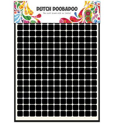 Dutch Doobadoo, DDBD Dutch - Mask Art -  A5 Patch