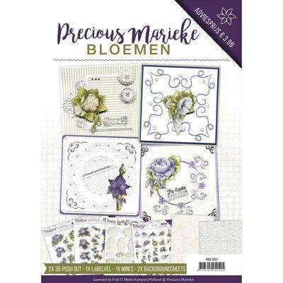 Precious Marieke - Bloemen PMBL10001-AB