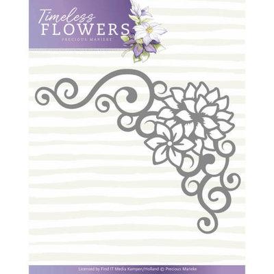 Dies - Precious Marieke - Timeless Flowers - Dahlia Corner PM10121