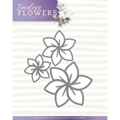 Dies - Precious Marieke - Timeless Flowers - Clematis Trio PM10123