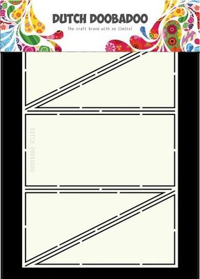 Dutch Doobadoo Dutch Card Art Diagonale vouw A5 470.713.327