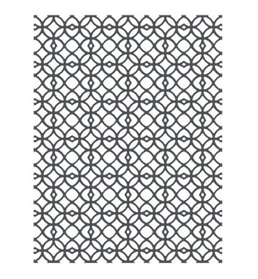 Embossing Folder - 661825 - Latticework
