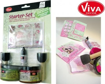 VIVA decor stempel Starter set