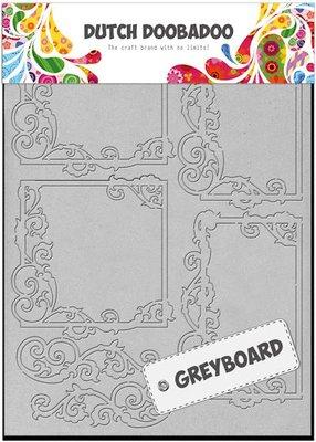 DDBD Dutch Greyboard Frames Squares A5 492.500.002