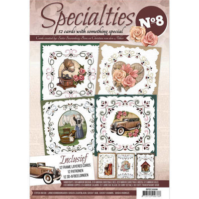 Specialties 8 SPEC10008
