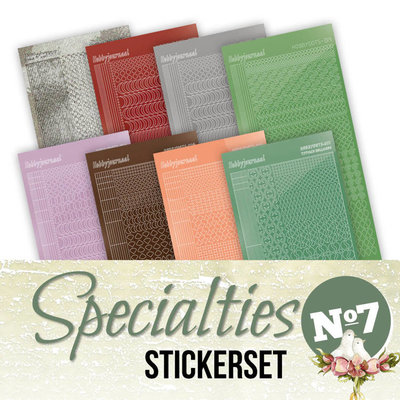 Stickerset Specialties 7 SPECSTS007
