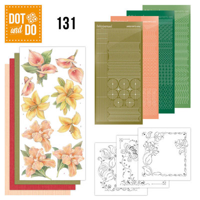 Dot and Do 132 - Roses DODO132