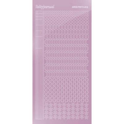 Hobbydots sticker - Mirror Candy STDM163