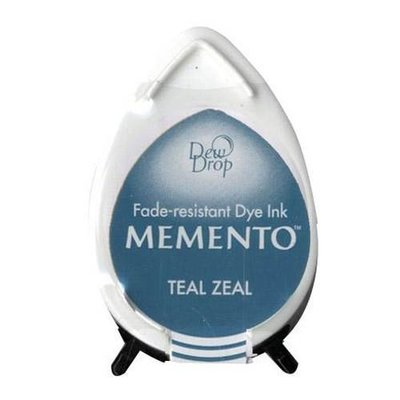 Dew drops Inkpads - Teal Zeal MD-000-602