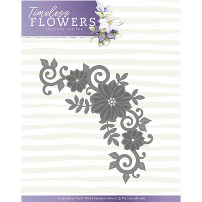 Dies - Precious Marieke - Timeless Flowers - Fantasy Flower Corner PM10133