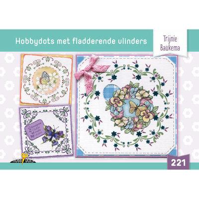 Hobbydols 221 Hobbydotten met vlinders - Trijnie Baukema HD221