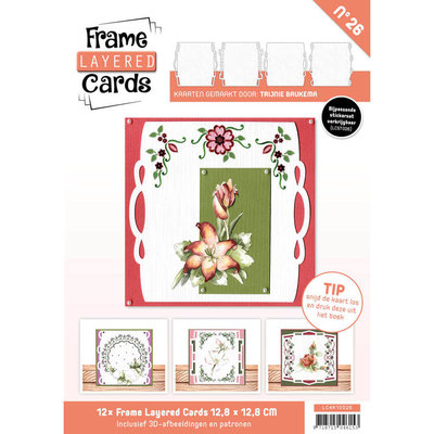 Frame Layered Cards 26 - 4K LC4K10026