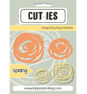 Cut-ies Spring Swirl 20060
