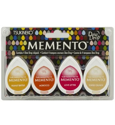 Memento Dew Drops Sets - MD-100-016 - Golden Sunset