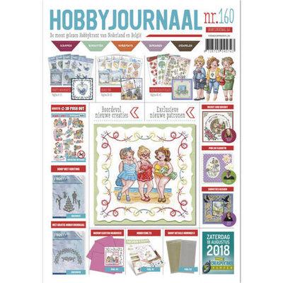 Hobbyjournaal 160 HJ160