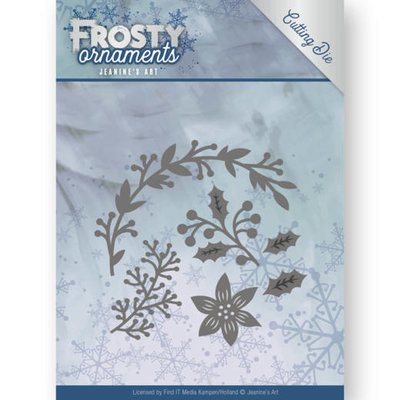 Dies - Jeanine's Art - Frosty Ornaments - Christmas Branches JAD10049