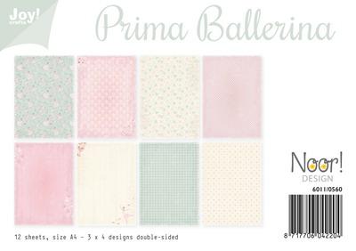 Joy! papierset prima ballerina6011/0560