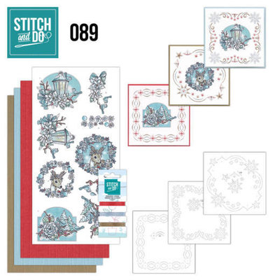 Stitch and Do 89 - Christmas Dreams STDO089