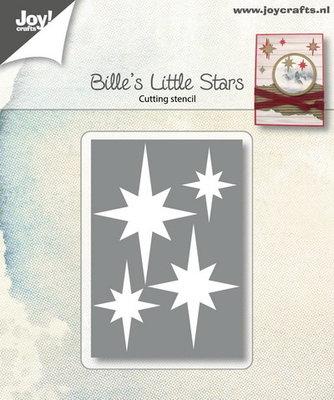Joy! stencil 6002/1156- stencil Bille's kleine sterren