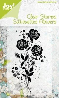 Joy Silhouette flowers 6410/0048