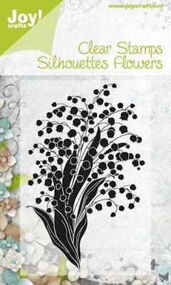 Joy Silhouette flowers 6410/0049