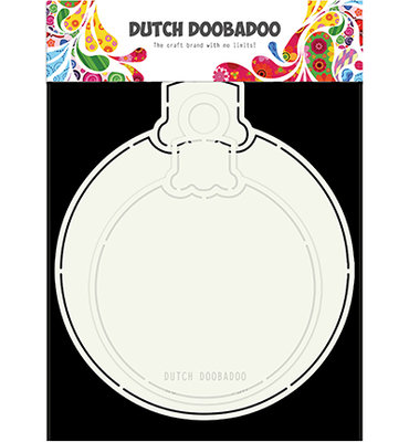 DDBD Dutch Card Art -  Card Christmas ball 470.713.680