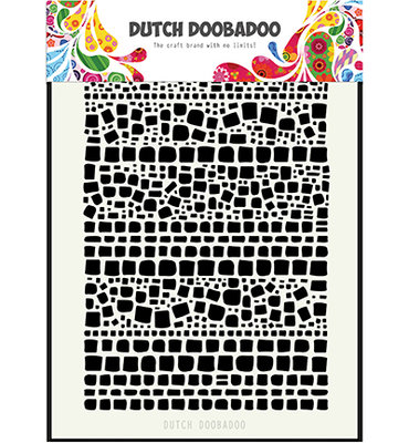 DDBD Dutch Mask Art A5 Squares  470.715.128