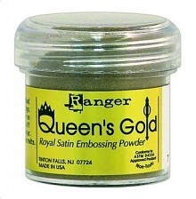 Embossing poeder Queens Gold