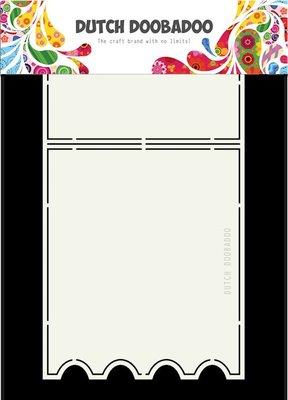 DDBD Dutch Card Art -  Ticket A5  470.713.684