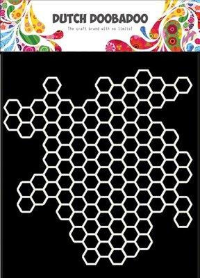 DDBD Dutch Mask Art A5  Honeycomb 470.715.613