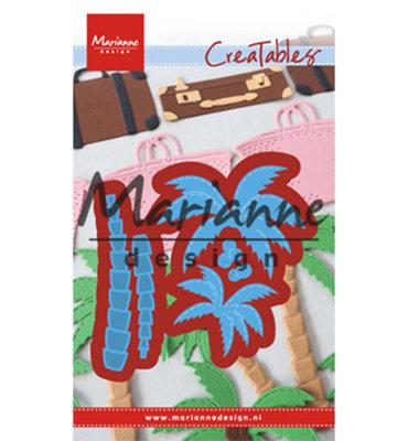 Marianne desgn - LR0541 - Marianne Design Creatable Palm trees