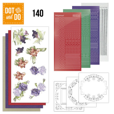 Dot en Do 140 Winter Flowers DODO140