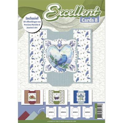 Excellent Cards 8 EXCC08