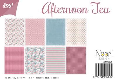 Joy! papierset Noor Afternoon tea 6011/0535